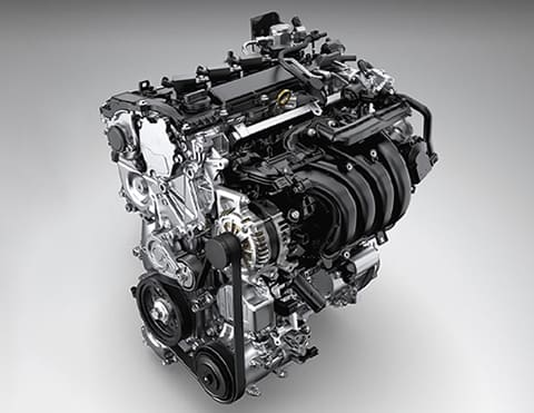 Motor 2.0L Dual VVT-i con 168 HP | Camioneta Corolla Cross