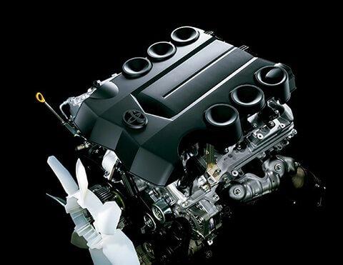 Motor de alto rendimiento   Camionetas Off Road