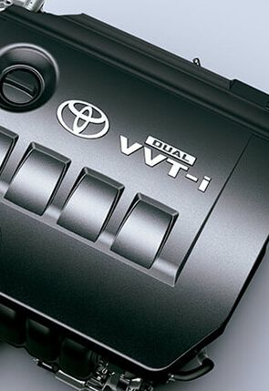 Motor dual VVT-i