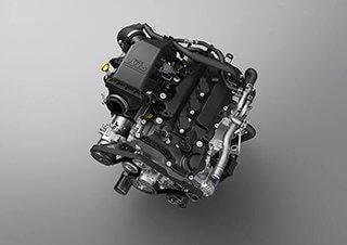 Motor camioneta SUV Toyota Rush