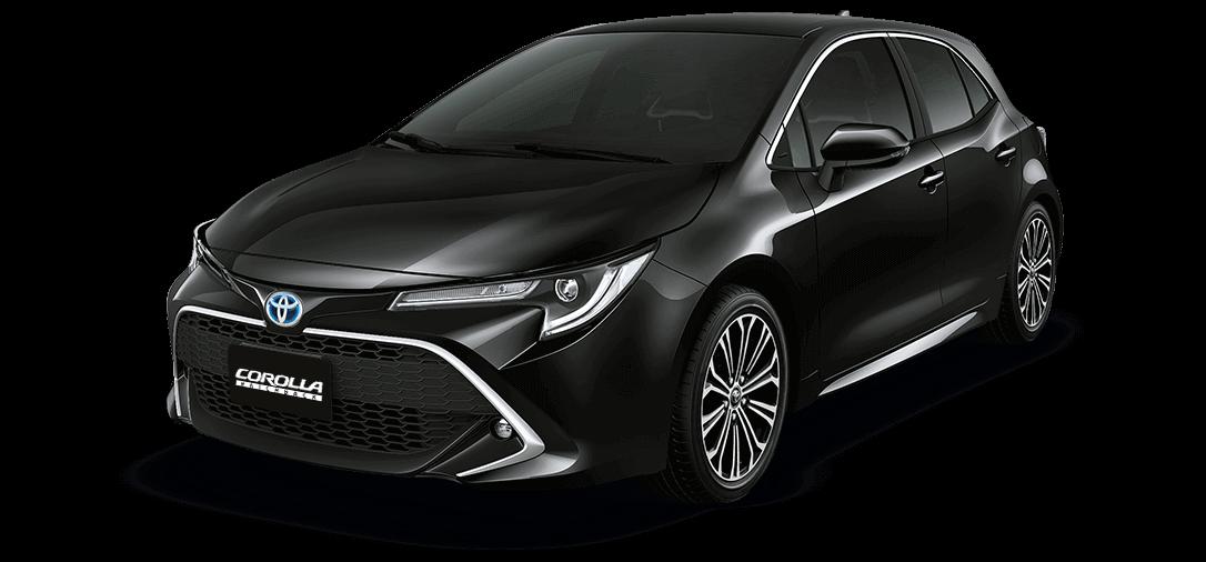Automóvil Corolla Hatchback Hybrid Toyota