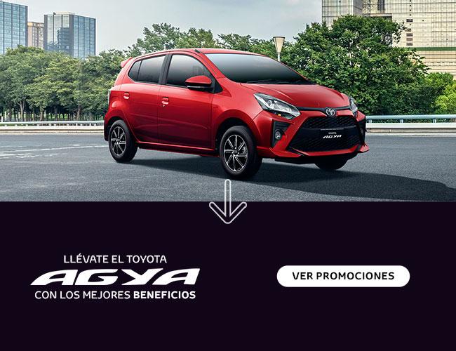 Promociones autos nuevos | Agya 2021