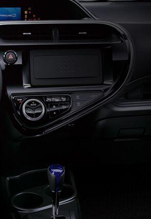Palanca Toyota