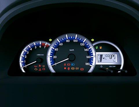 Panel de control | Camioneta Avanza