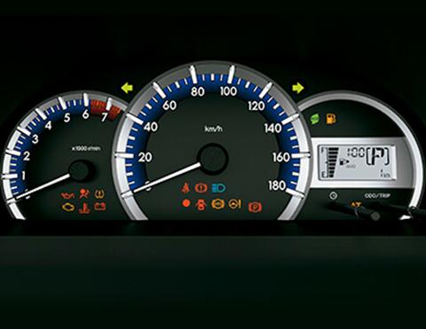 Pantalla de información | Toyota Avanza
