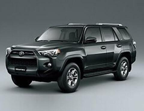 Camionetas suv negras | Toyota