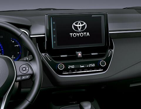 Radio Touchscreen   Auto Corolla