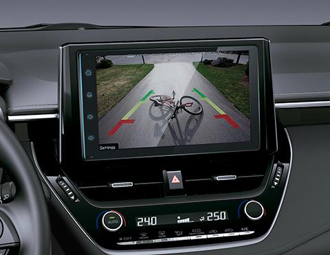 Radio touchscreen para carros nuevos   Corolla