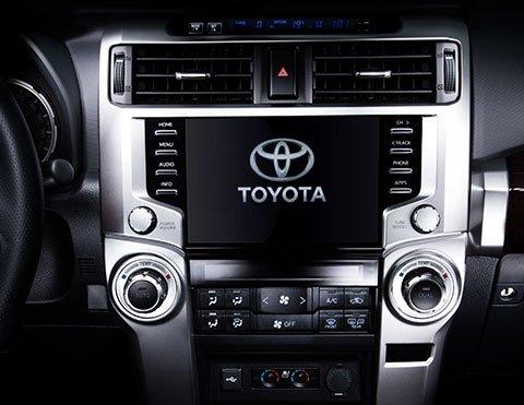 Sistema de audio integral | Camioneta 4Runner Toyota