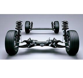 Suspensión Toyota Corolla