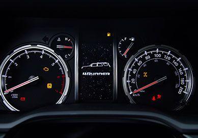 Tablero 4runner Toyota
