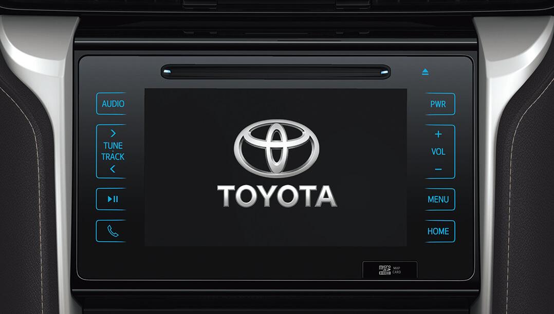 Tablero Toyota Fortuner SUV
