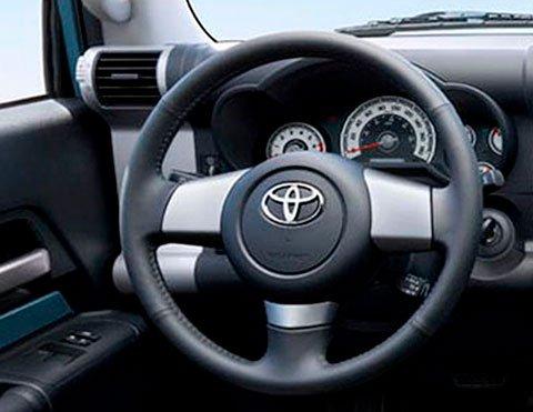 Tablero Toyota Land Cruiser