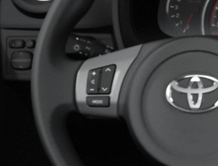 Volante ergonómico | Carros Agya