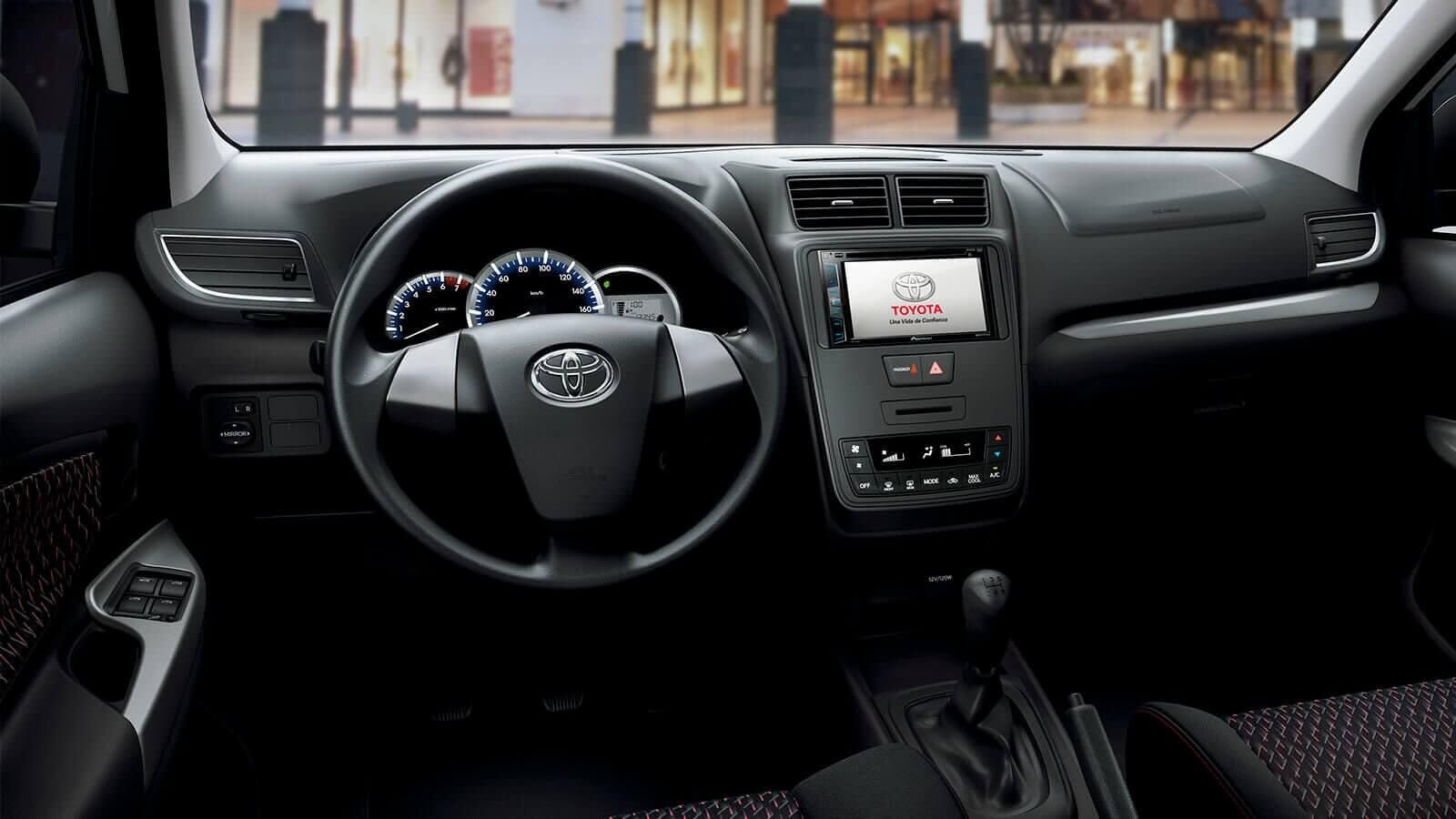 Timón Toyota