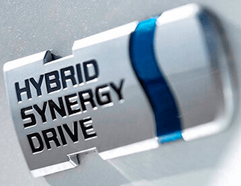 Autos híbridos Toyota