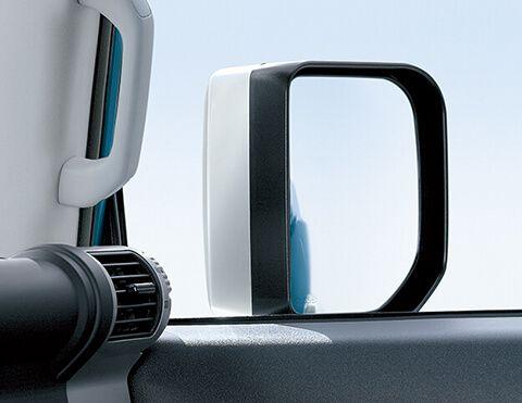 Toyota espejo retrovisor