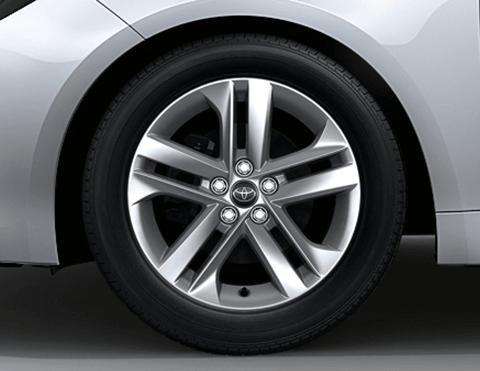 Llantas de autos híbridos | Toyota Corolla HB