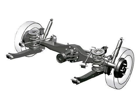 Tracción posterior | Camionetas Avanza Toyota