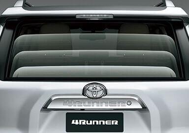 ventana trasera camioneta 4runner
