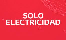 Solo electricidad